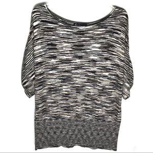 LANE BRYANT Lightweight Short Sleeve Sweater